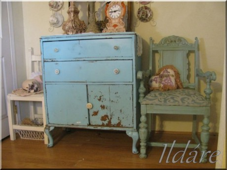 furniture vintage, shabby-chic-furniture